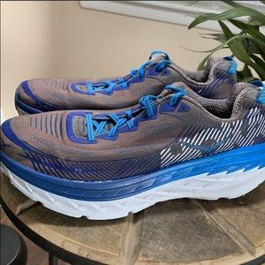 Hoka One One sneakers men's size 14